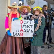 Support for Hassan Diab