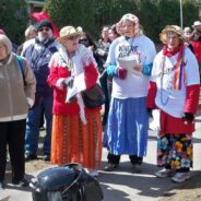 Grannies Join ACORN in Protest Against McGuinty Budget