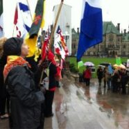 Grandmothers Rally for Bill C 398