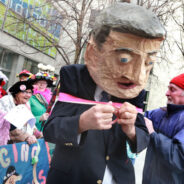 Raging Grannies are Mad about Muzzling Event
