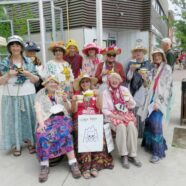Grannies hold Nuclear Tea Party to warn of planned nuclear waste dump near Ottawa River